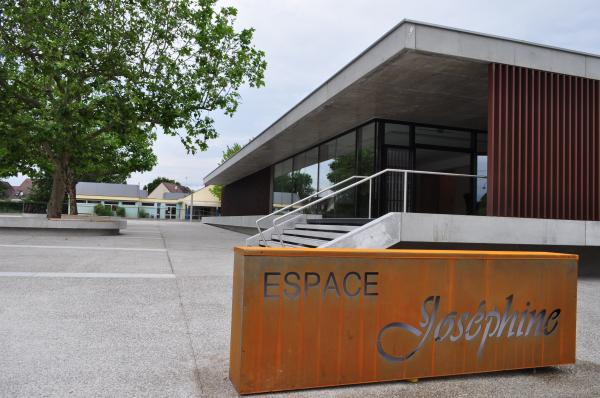 inauguration ESPACE Joséphine